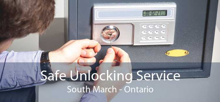 Safe Unlocking Service South March - Ontario