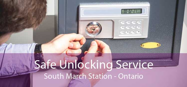 Safe Unlocking Service South March Station - Ontario
