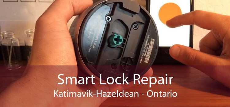 Smart Lock Repair Katimavik-Hazeldean - Ontario