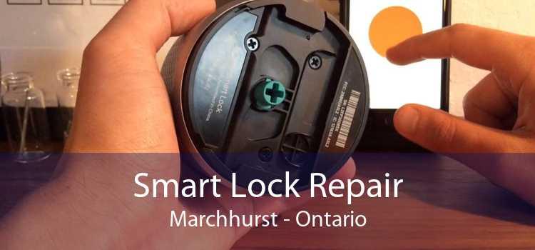 Smart Lock Repair Marchhurst - Ontario
