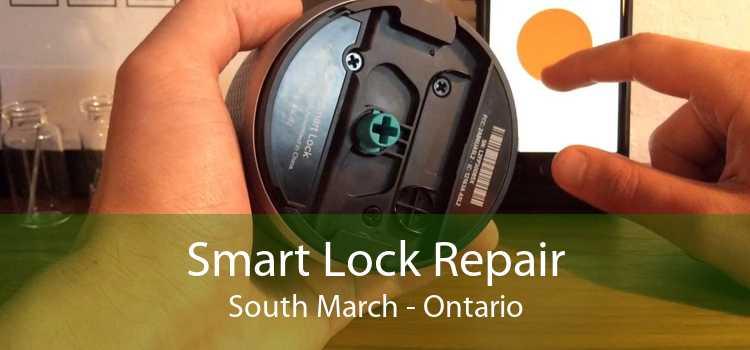 Smart Lock Repair South March - Ontario