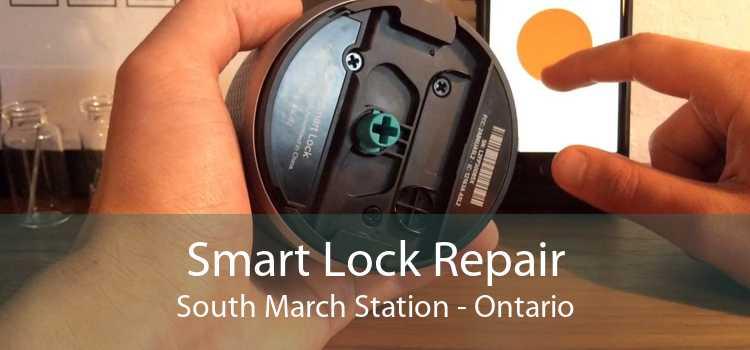Smart Lock Repair South March Station - Ontario