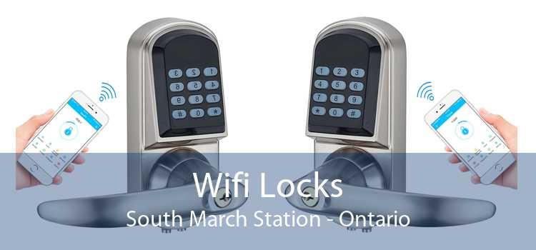 Wifi Locks South March Station - Ontario